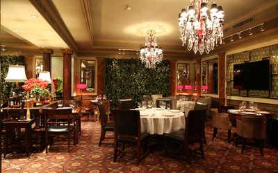 Банкетный зал ресторана Мясной клуб на улице Кузнецкий Мост фото 1