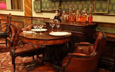 Банкетный зал ресторана Мясной клуб на улице Кузнецкий Мост фото 2