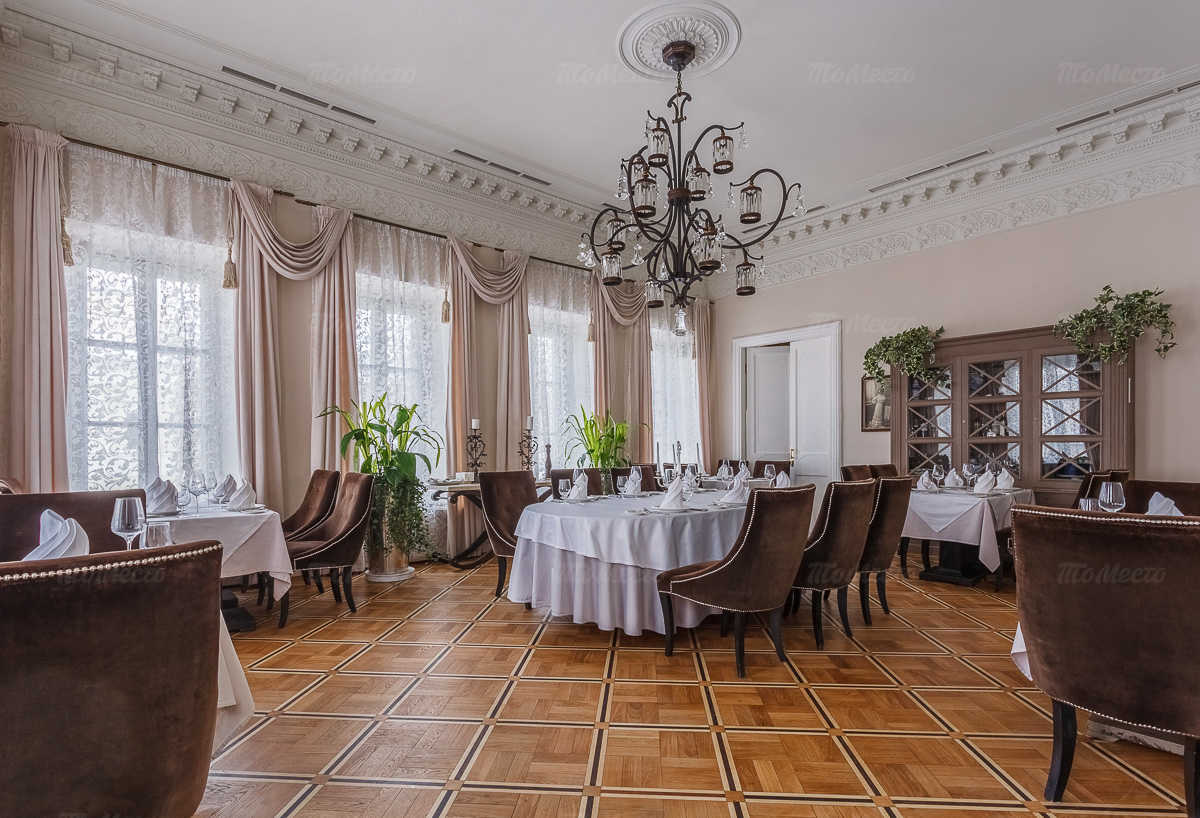 Ресторан Гусятникофф на улице Александра Солженицына фото 12