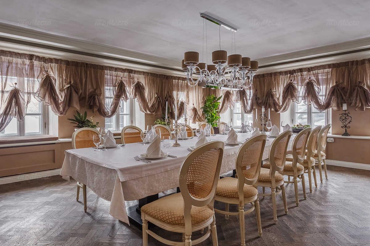 Ресторан Гусятникофф на улице Александра Солженицына фото 10