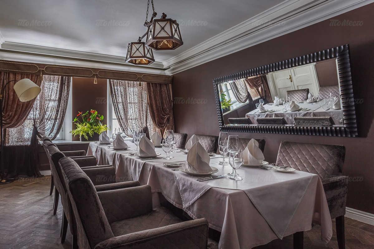 Ресторан Гусятникофф на улице Александра Солженицына фото 6