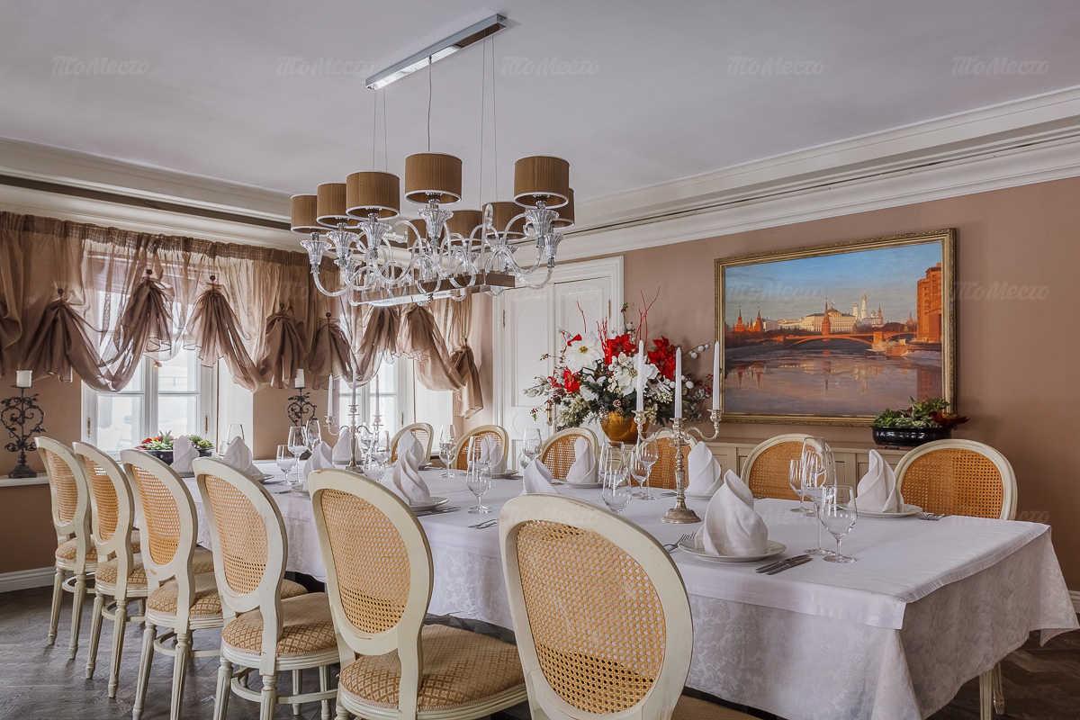 Ресторан Гусятникофф на улице Александра Солженицына фото 11