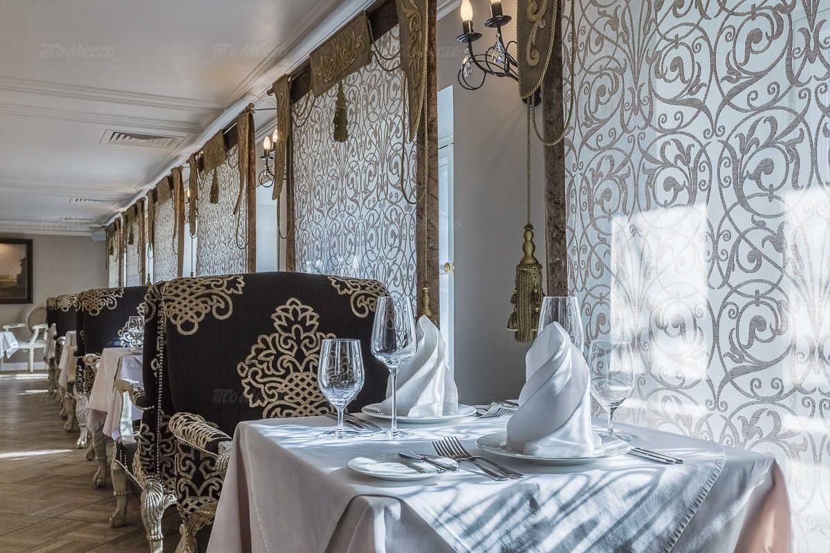 Ресторан Гусятникофф на улице Александра Солженицына