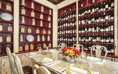 Банкетный зал ресторана Cantinetta Antinori в Денежном переулке фото 3