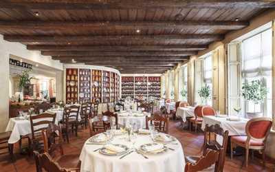 Банкетный зал ресторана Cantinetta Antinori (Кантинетта Антинори) в Денежном переулке фото 1