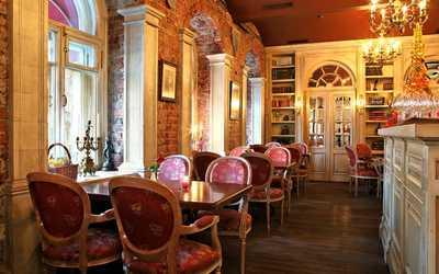 Банкеты кафе Мишель на улице Красной Пресня фото 1