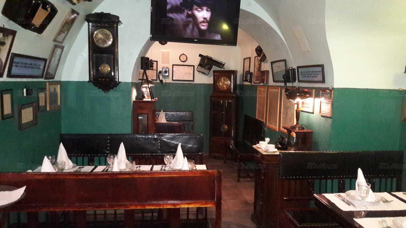 Ресторан Чёрная кошка на Воронцовской улице фото 7