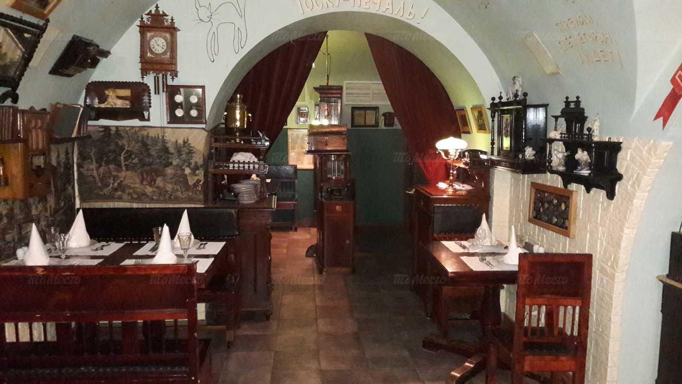 Ресторан Чёрная кошка на Воронцовской улице фото 5