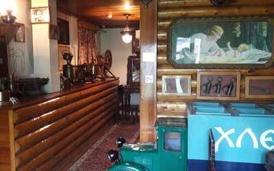 Банкетный зал ресторана Черная кошка на Воронцовской улице фото 3
