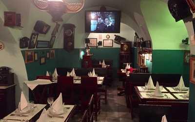 Банкетный зал ресторана Черная кошка на Воронцовской улице