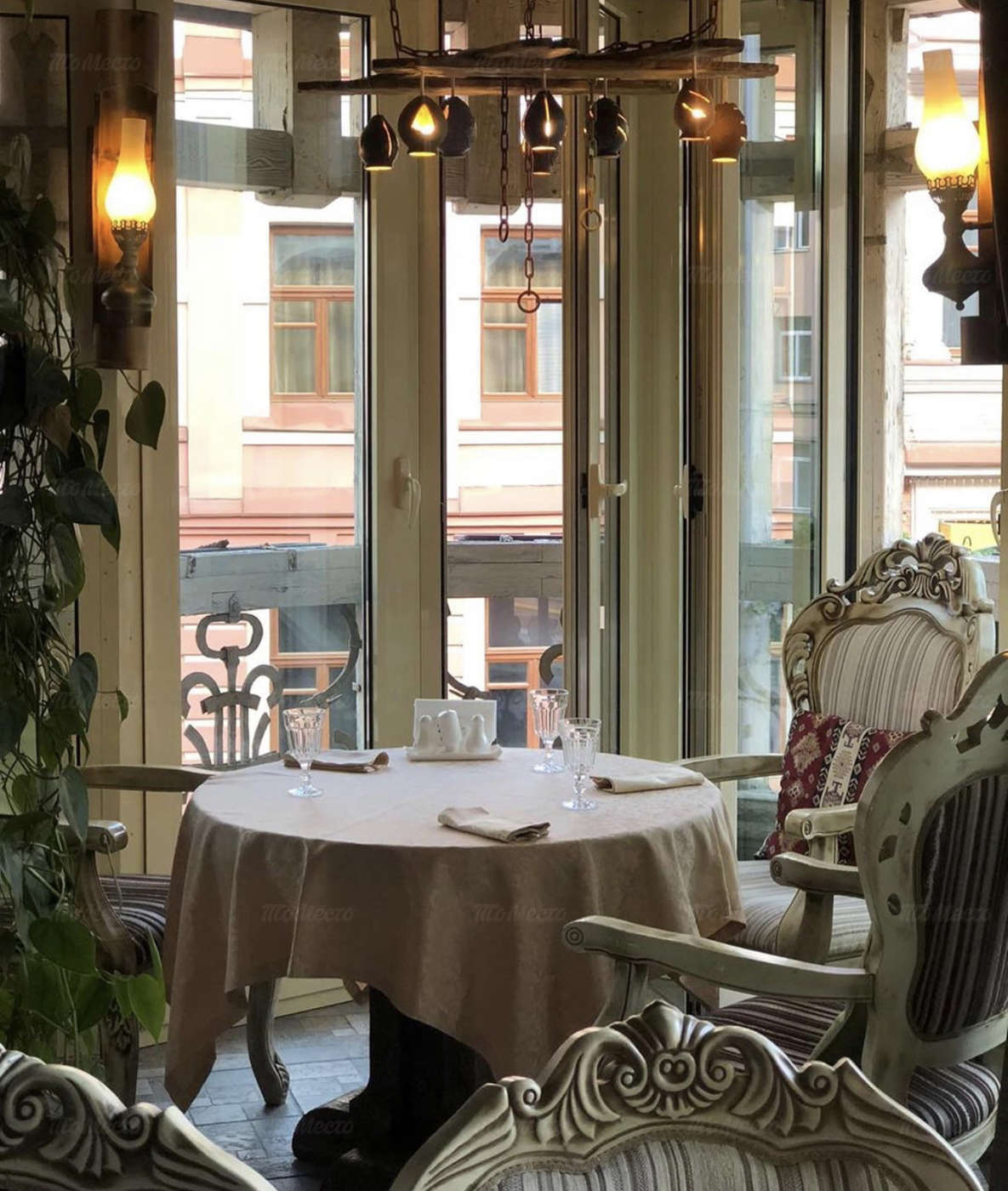 Ресторан Генацвале Терраса на Новом Арбате фото 4