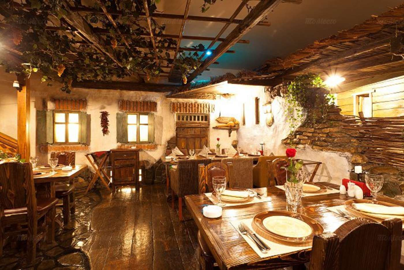 Ресторан Генацвале Терраса на Новом Арбате
