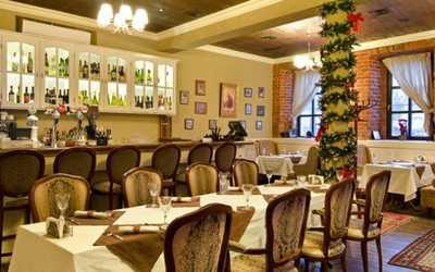 Банкетный зал ресторана Долма на улице Покровка фото 3