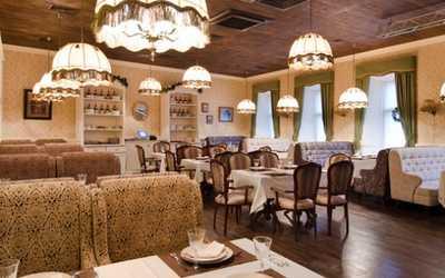 Банкетный зал ресторана Долма на улице Покровка фото 1