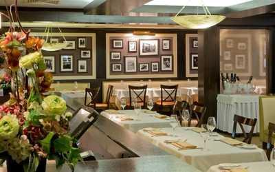 Банкетный зал стейк-хауса Чикаго Гриль (Chicago Grill) на Страстном бульваре фото 3