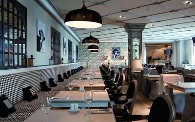Банкетный зал ресторана Эль Гаучито (El Gauchito) на Кутузовском проспекте фото 2