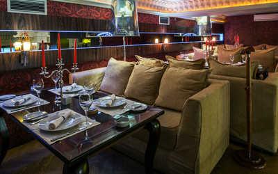 Банкетный зал ресторана Буйабес (Buyabes) на Ленинском проспекте фото 3