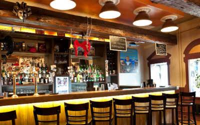 Банкетный зал бара, кафе Томат (Tomat) на Николоямской улице фото 3