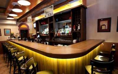 Банкетный зал бара, кафе Томат (Tomat) на Николоямской улице фото 1
