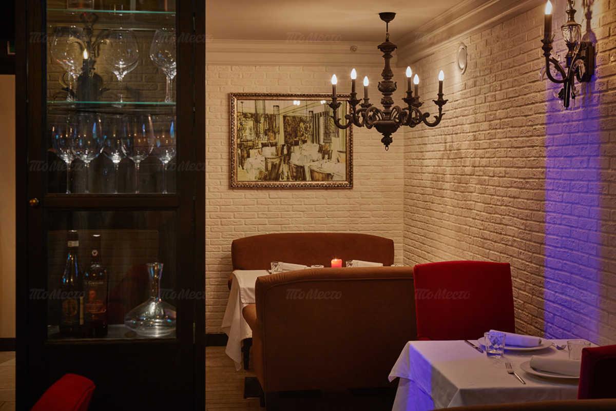 Ресторан Accenti (Аченти) в Кропоткинском переулке фото 17