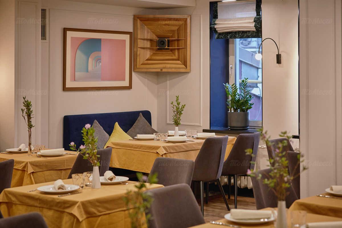 Ресторан Accenti (Аченти) в Кропоткинском переулке фото 10