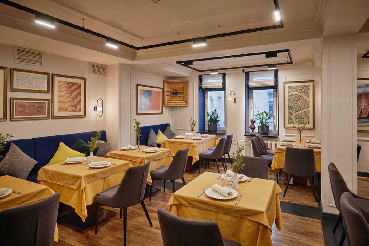 Ресторан Accenti (Аченти) в Кропоткинском переулке фото 3