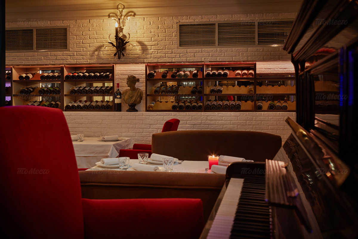 Ресторан Accenti (Аченти) в Кропоткинском переулке фото 20