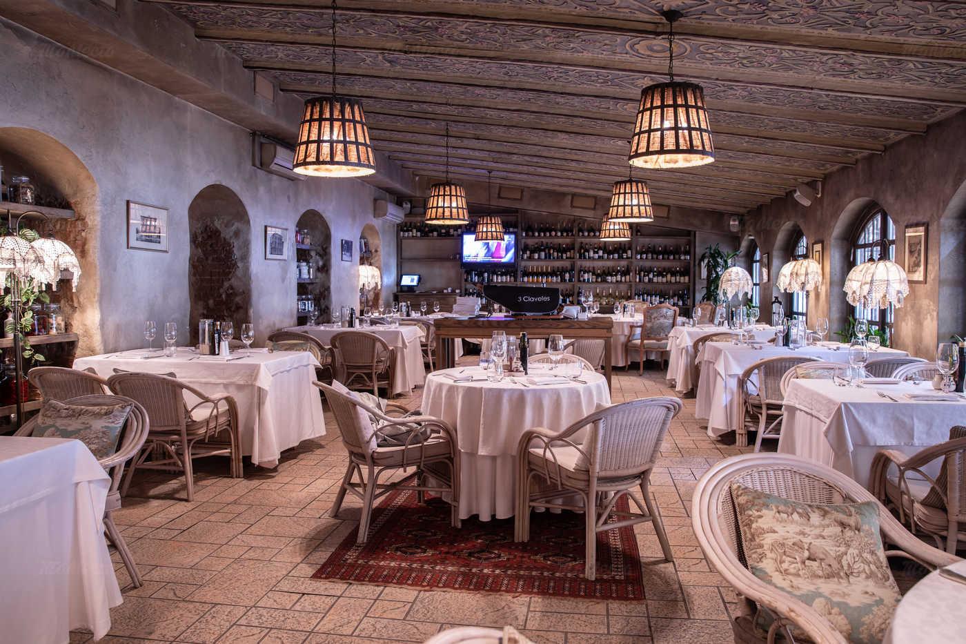Ресторан Bistrot (Бистрот) в Большом Саввинском переулке фото 9