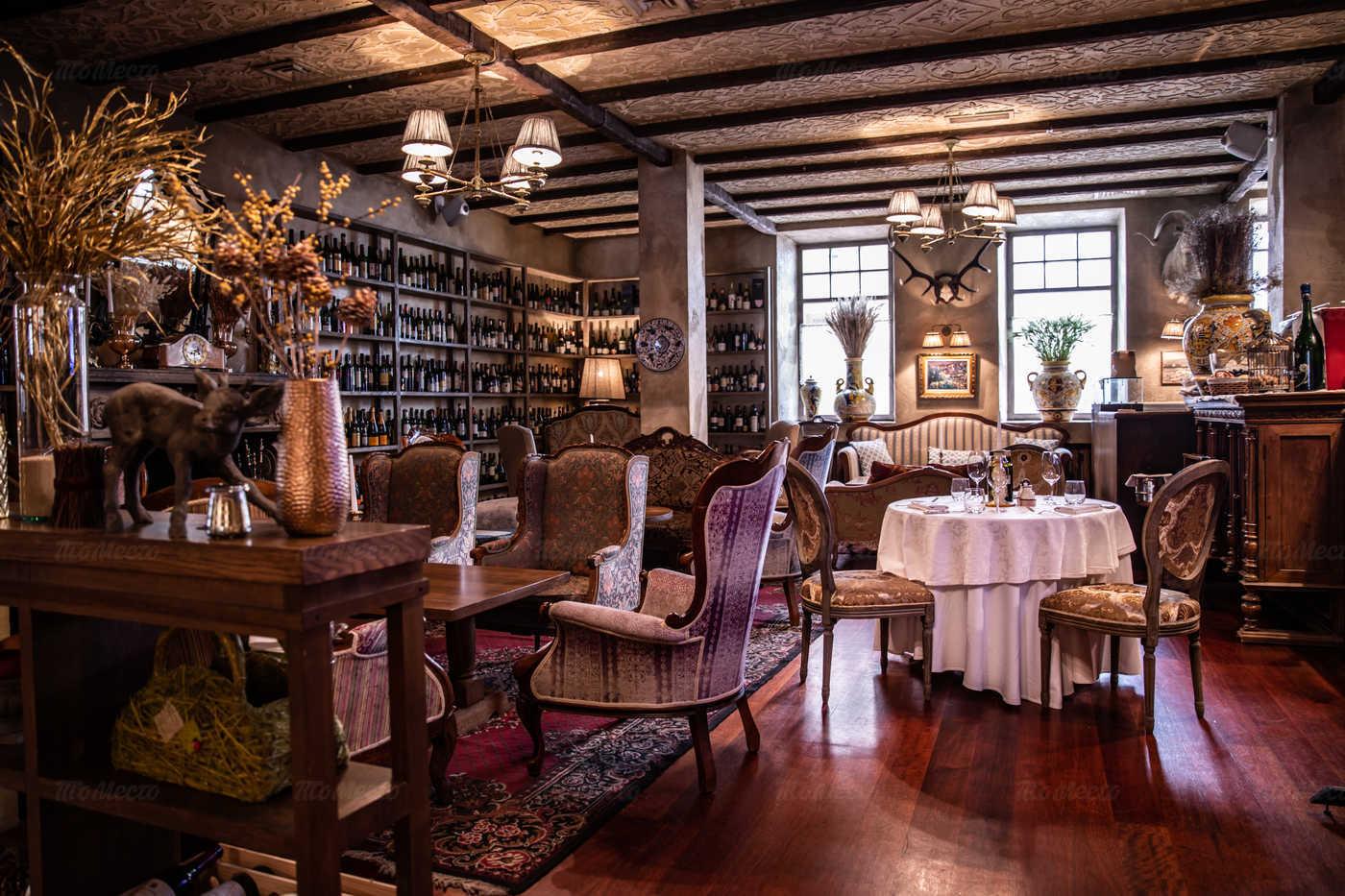 Ресторан Bistrot (Бистрот) в Большом Саввинском переулке