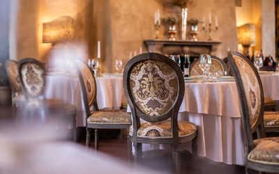 Банкетный зал ресторана Bistrot (Бистрот) в Большом Саввинском переулке фото 2