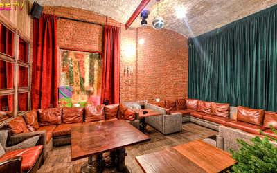 Банкетный зал бара, ночного клуба, ресторана Barbados (Барбадос) в Большом Путинковском переулке фото 2