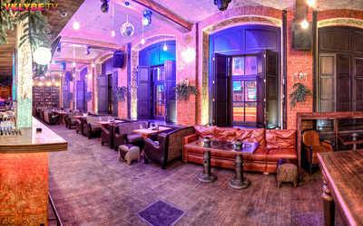 Банкетный зал бара, ночного клуба, ресторана Barbados (Барбадос) в Большом Путинковском переулке фото 3