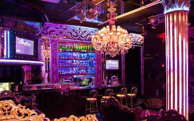 Банкетный зал караоке клуба, ресторана Дорффман (Dorffman) на Таганской площади