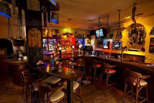 Меню караоке клуба, ресторана Crazy Milk (Крейзи Милк) на улице Большой Полянка
