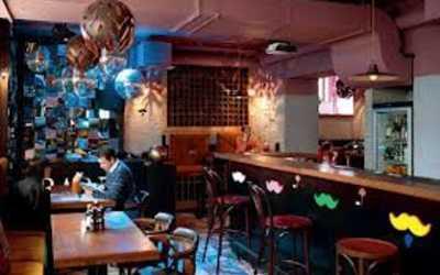 Банкетный зал бара Barry Bar (Барри Бар) на улице Кузнецкий Мост фото 3
