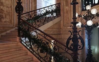 Банкетный зал ресторана Cristal Room Baccarat (Кристал Рум Баккара) на Никольской улице фото 2