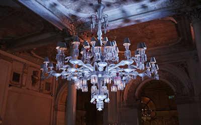 Банкетный зал ресторана Cristal Room Baccarat (Кристал Рум Баккара) на Никольской улице фото 3