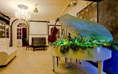 Банкетный зал караоке клуба, ресторана Music Room (бывш. Bad Room) на улице Покровка