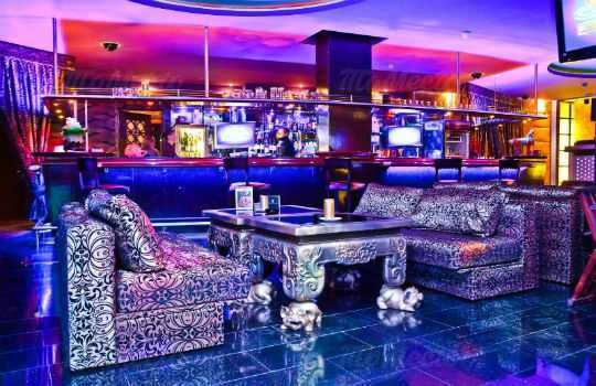 Меню караоке клуба, ресторана Empress Hall (Импресс Холл) на проспекте Мира