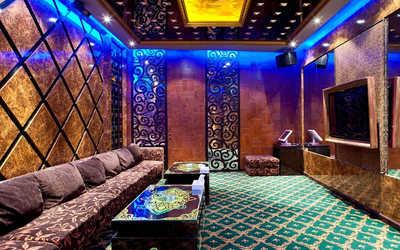 Банкетный зал караоке клуба, ресторана Empress Hall (Импресс Холл) на проспекте Мира