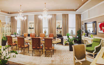Банкетный зал ресторана China Club (Чайна Клаб) на улице Красина фото 3