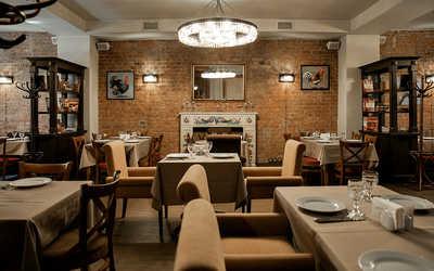 Банкетный зал ресторана Gayane's (Гаянес) в 2-м Смоленском переулке фото 3