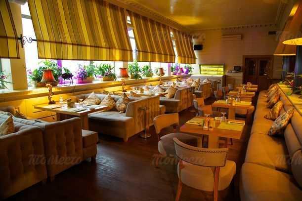 Меню караоке клуба, ресторана Letto (Летто) на Поварской улице