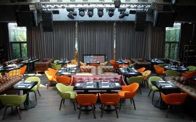 Банкетный зал бара, ресторана Maxim Bar (Максим Бар) на Цветном бульваре фото 2
