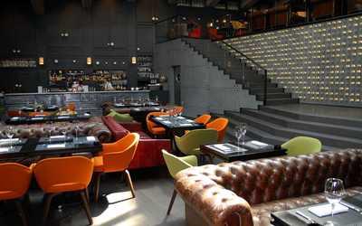 Банкетный зал бара, ресторана Maxim Bar (Максим Бар) на Цветном бульваре фото 3