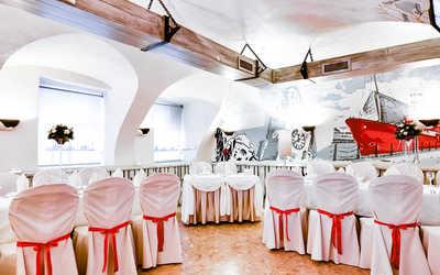 Банкетный зал кафе, ресторана Palati cafe (бывш. Древо Желаний) на Кожевнической улице
