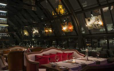 Банкетный зал ресторана White Rabbit на Смоленской площади фото 2