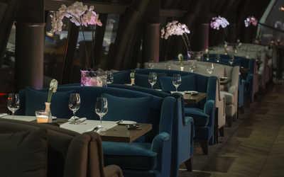Банкетный зал ресторана White Rabbit на Смоленской площади фото 3