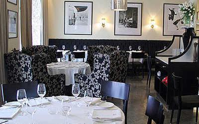 Банкетный зал ресторана Vogue Cafe на улице Кузнецкий Мост фото 1