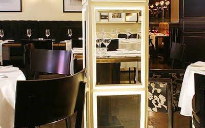 Банкетный зал ресторана Vogue Cafe на улице Кузнецкий Мост фото 3